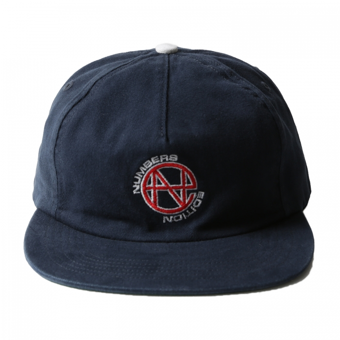 NUMBERS EDITION N.E. - TWILL 5-PANEL HAT  11910