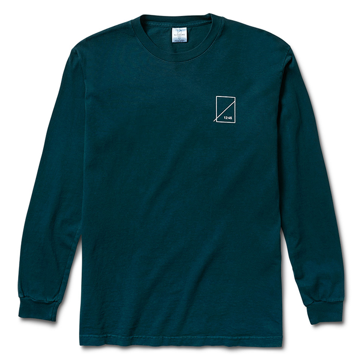 Numbers Edition WOODMARK-L/S T-SHIRT 14502