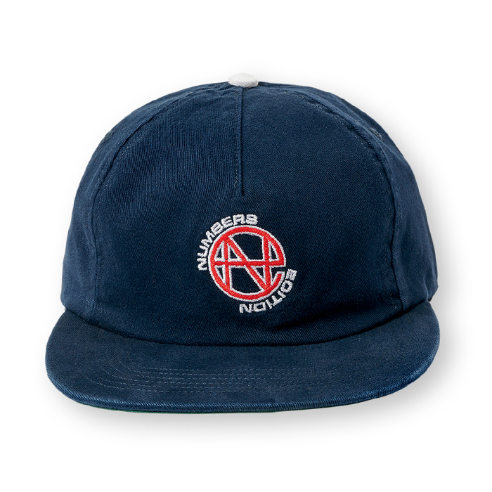 NUMBERS EDITION N.E - TWILL 5-PANEL HAT 14907