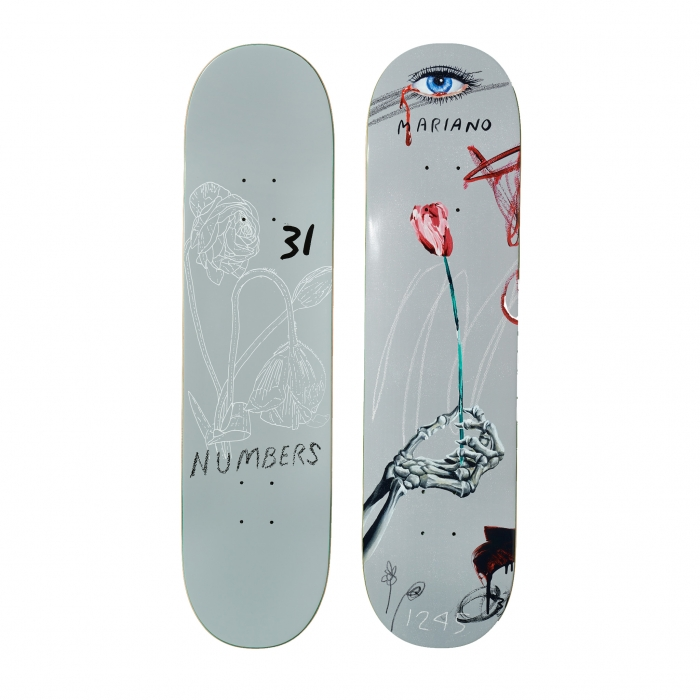 NUMBERS EDITION MARIANO DECK - EDITION 5 - 8.1 17902