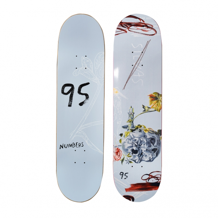 NUMBERS EDITION SILVAS DECK - EDITION 5 - 8.28 17903