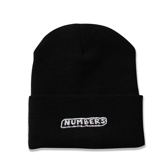 NUMBERS EDITION DROP SHADOW BEANIE 17912