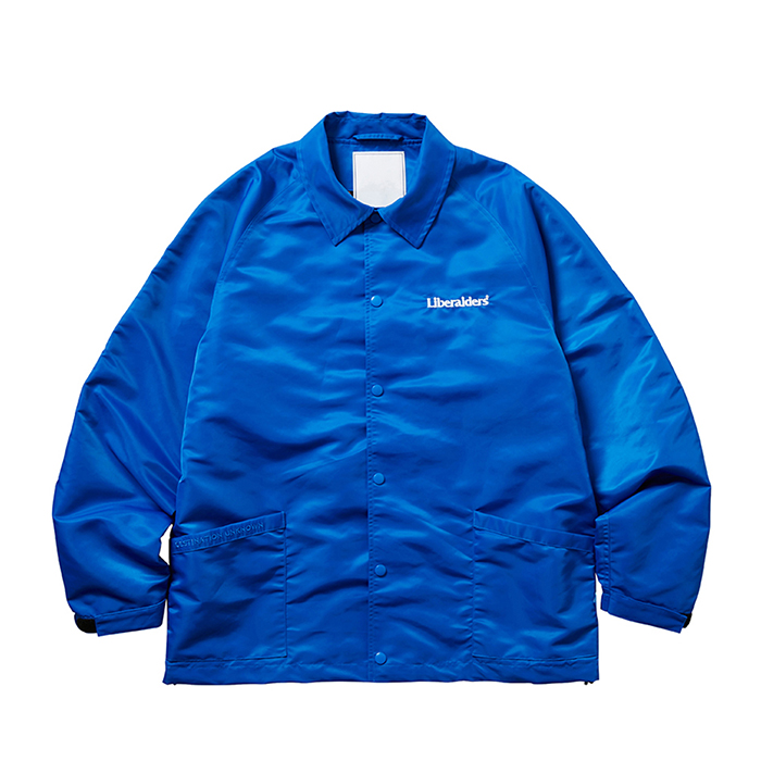 【RESTOCK】LIBERAIDERS OG EMBROIDERY COACH JACKET 73004