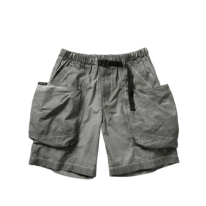 LIBERAIDERS OVERDYED UTILITY SHORTS 73802