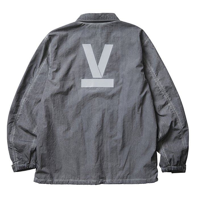 LIBERAIDERS OVERDYED VICTORY COACH JACKET 75002