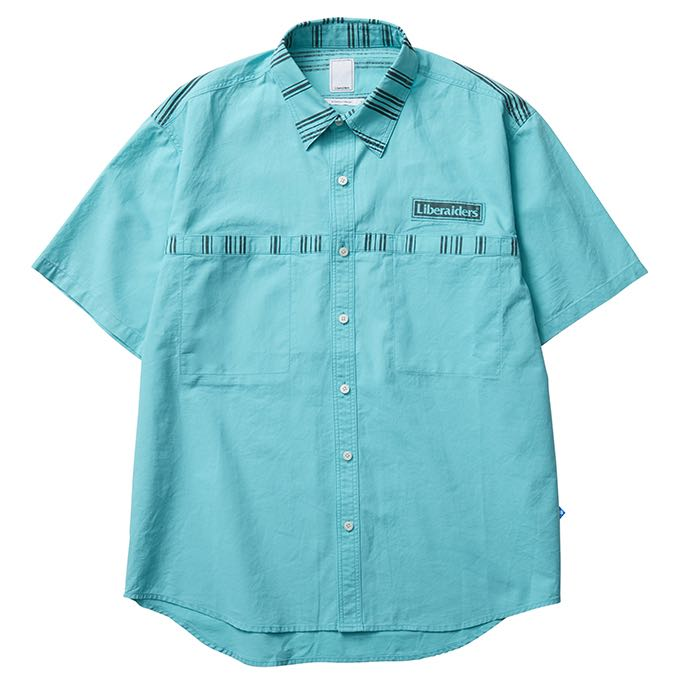 LIBERAIDERS DESTINATION UNKNOWN S/S SHIRT 75202