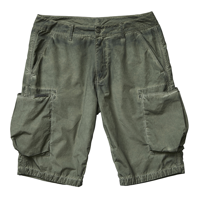 LIBERAIDERS OVERDYED BDU SHORTS 75801
